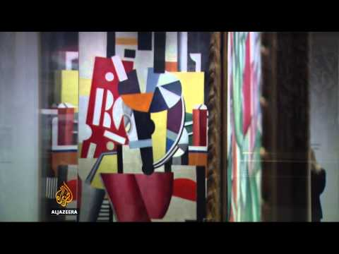 Spectacular Cubist art show opens in New York