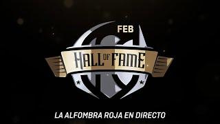 GALA HALL OF FAME   En DIRECTO la ALFOMBRA ROJA con todos los invitados y premiados   Diario AS