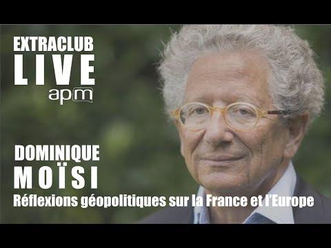 """""""Réflexions géopolitiques sur la France et l'Europe"""" avec Dominique Moïsi"""