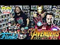 Iron Man Light Up Funko Pop   Popcast   Walgreens Exclusive   Unboxing Review