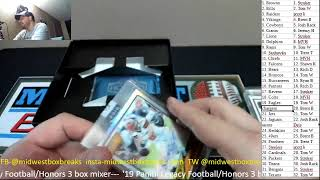 Midwest Box Breaks Memorial Day Weekend Breaks