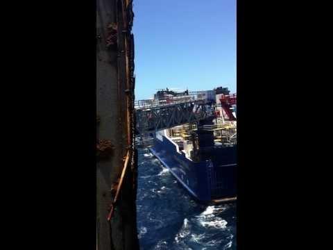 desembarque no flotel