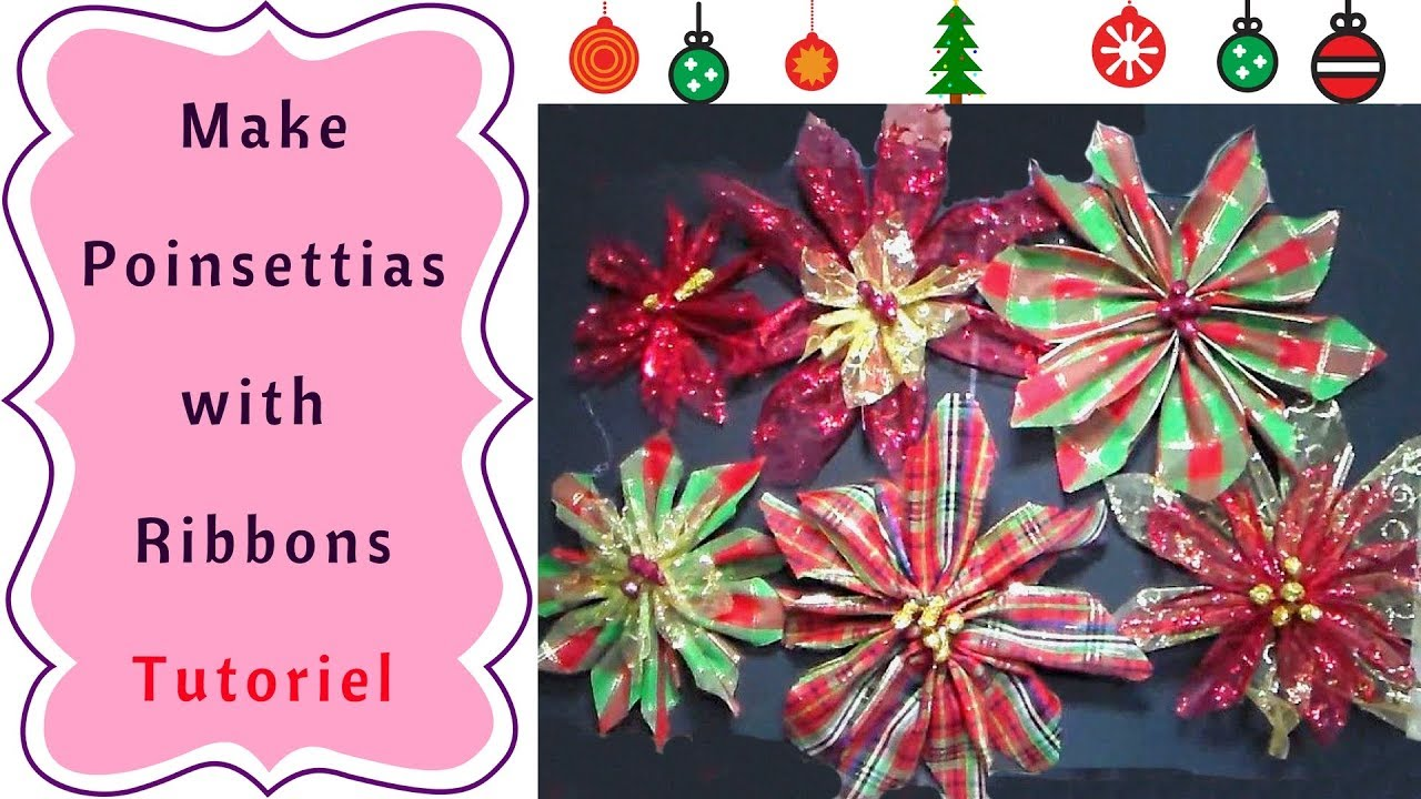 How to Make a Live Poinsettia Tree | paramountgolfforeste.info