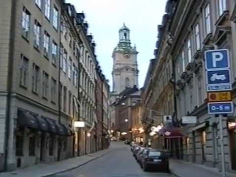 Scandinavia - Oslo, Norway (2001)