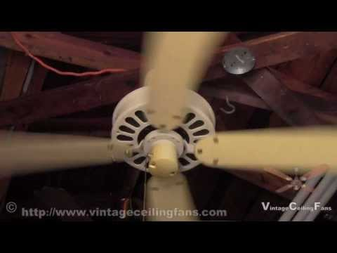 Sears Casablanca Designer Series Ceiling Fan Model 292.904400