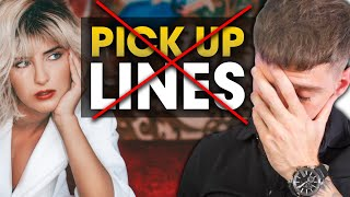 Your Pickup Lines Don't Matter - FOCUS ON THIS INSTEAD! (flirting tips)