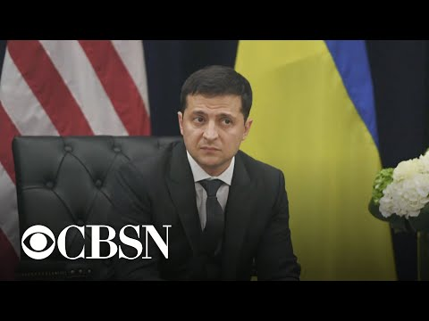 Closer look at Volodymyr Zelensky, Ukrainian president engulfed in impeachment drama