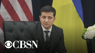 Closer look at Volodymyr Zelensky, Ukrainian president engulfed in impeachment drama
