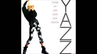 Yazz - Stand up for your love rights.. (Swemix Remixed Records)