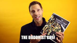 You can now pre-order my new cookbook I The Buddhist Chef