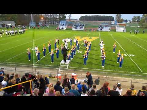 Whiteford High School band