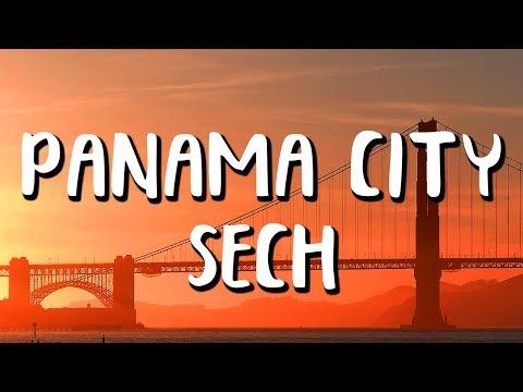 Sech - Panama City (Letra/Lyrics)