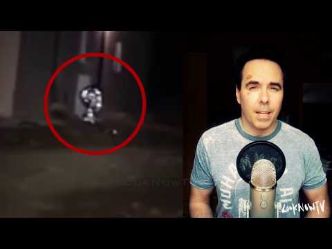 10 Ghost & Chilling Pieces Paranormal Evidence Caught On Camera!
