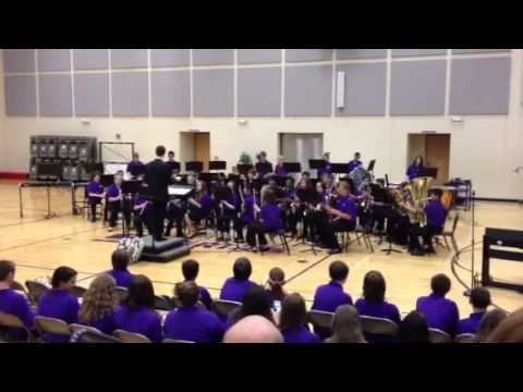 Hickory Hills Middle School 8th Grade Band
