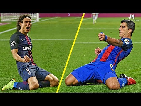 Top 10 Goalscorers in Football 2016/2017