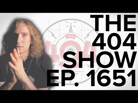 The 404 - 24,000 days with Steve Guttenberg, Ep. 1651