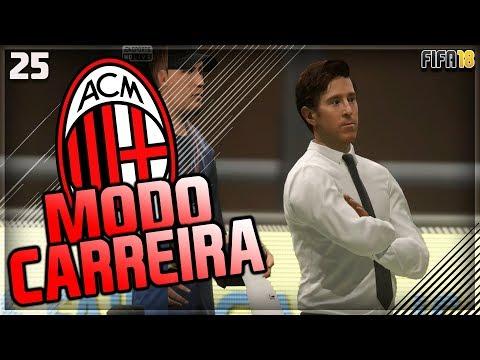 FIM DA LIGA E CONVOCAÇÃO PARA COPA DO MUNDO! - Fifa 18: Modo Carreira Milan #25