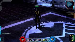 Marvel Heroes - Hawkeye Ronin Chase Costume