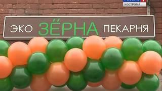В Костроме открылась пекарня, где делают вкусный и полезный бездрожжевой  хлеб