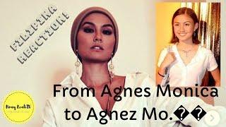 (reaction Video) Agnez Mo Music Video Evolution.
