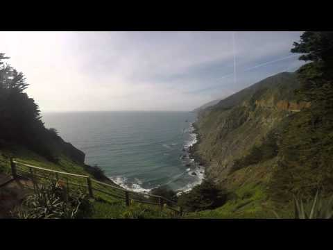 View from Ragged Point, Big Sur, CA