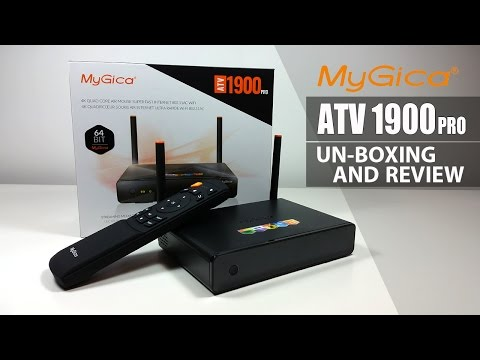 MyGica ATV 1900 Pro 64bit 4K 60Hz Android OS 5.1.1 Mini PC - Full Review
