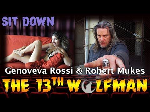 SIT DOWN: Robert Mukes & Genoveva Rossi