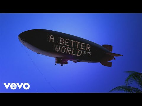 snny - A Better World / The Times They Are A Changin'