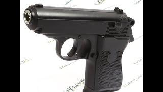 Обзор и распаковка: Игрушечный Пистолет ZM02
