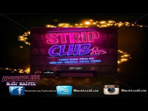 Strip Club Riddim Mix CLEAN {Hot Boxx Music} [Dancehall] @Maticalise