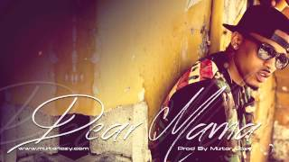 Dear Mama - August Alsina x Chris Brown Type Beat - Smooth R&B Instrumental 2014