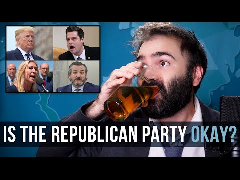 Is the Republican Party Okay? - SOME MORE NEWS