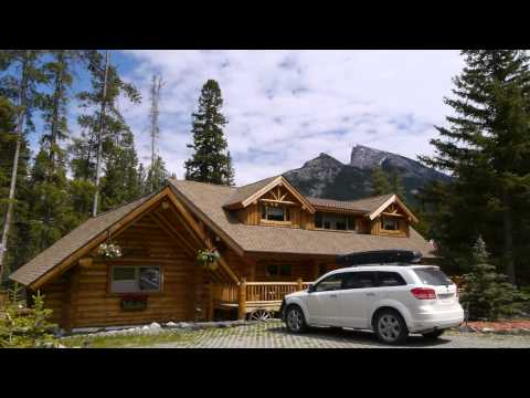 Banff Log Cabin Bed and Breakfast Banff