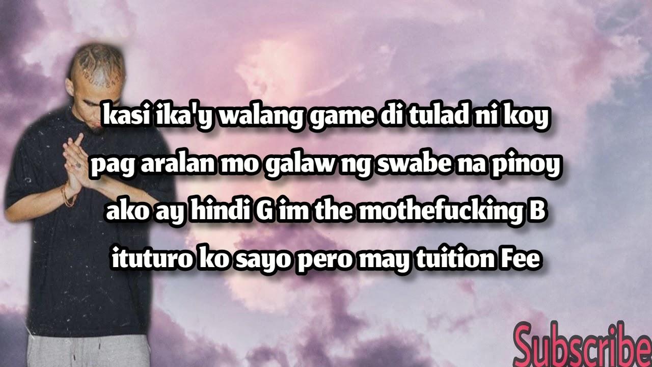 Bugoy na koykoy - Mood swing (Lyrics) - YouTube