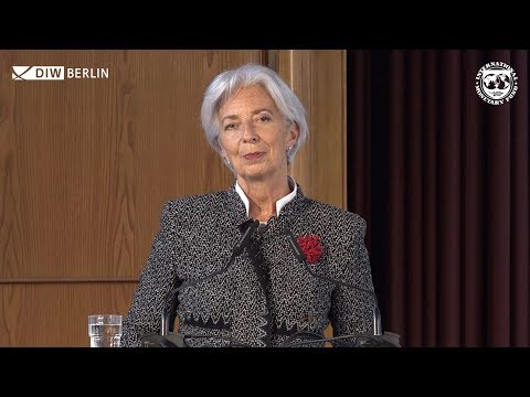 DIW Europe Lecture with Christine Lagarde: Strengthening the Euro Area Architecture