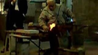 Murano Glass Blowing Demonstration