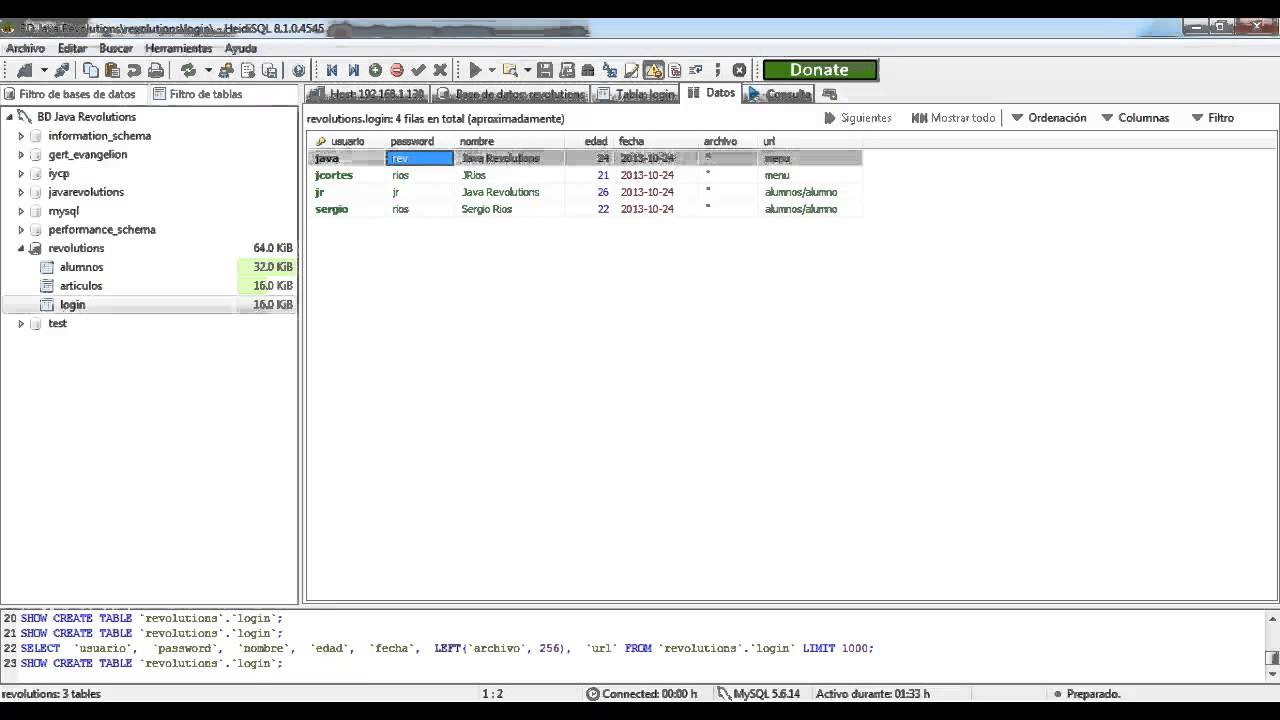 Java web servlets jdbc stored procedures youtube java web servlets jdbc stored procedures baditri Gallery