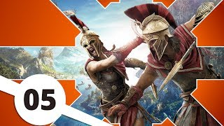 Interpretacja (05) Assassin's Creed Odyssey Legacy of the First Blade