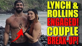 Seth Rollins & Becky Lynch ENGAGED! WWE Couple BREAK UP! Nikki Bella Cries Over John Cena! WWE News