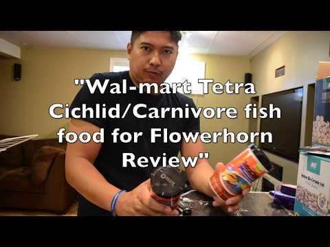 Walmart Tetra Brand Fishfood