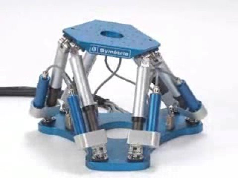 Hexapod Systems Youtube