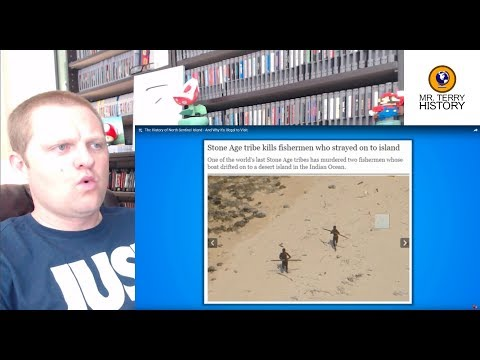 A History Teacher Reacts | 'History of North Sentinel Island - Why it's Illegal to Visit' by Hilbert