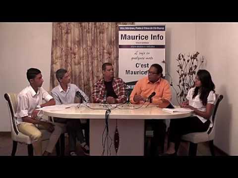Maurice Info - Rethink Mauritius - Dossier Jeunesse et Sport