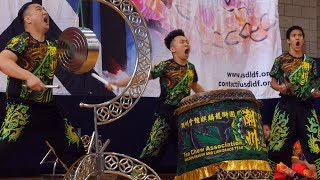 1st Usdldf National Dragon and Lion Dance Championships 2018 Boston - Drum competition 12