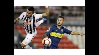 Libertad 2 Boca 4 Copa Libertadores 2018