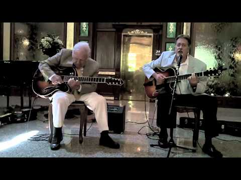 Bucky Pizzarelli Performs for The Allendale Community for Mature Living