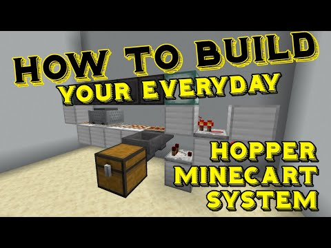 how-to-collect-drops-through-blocks-w/-hopper-minecarts!