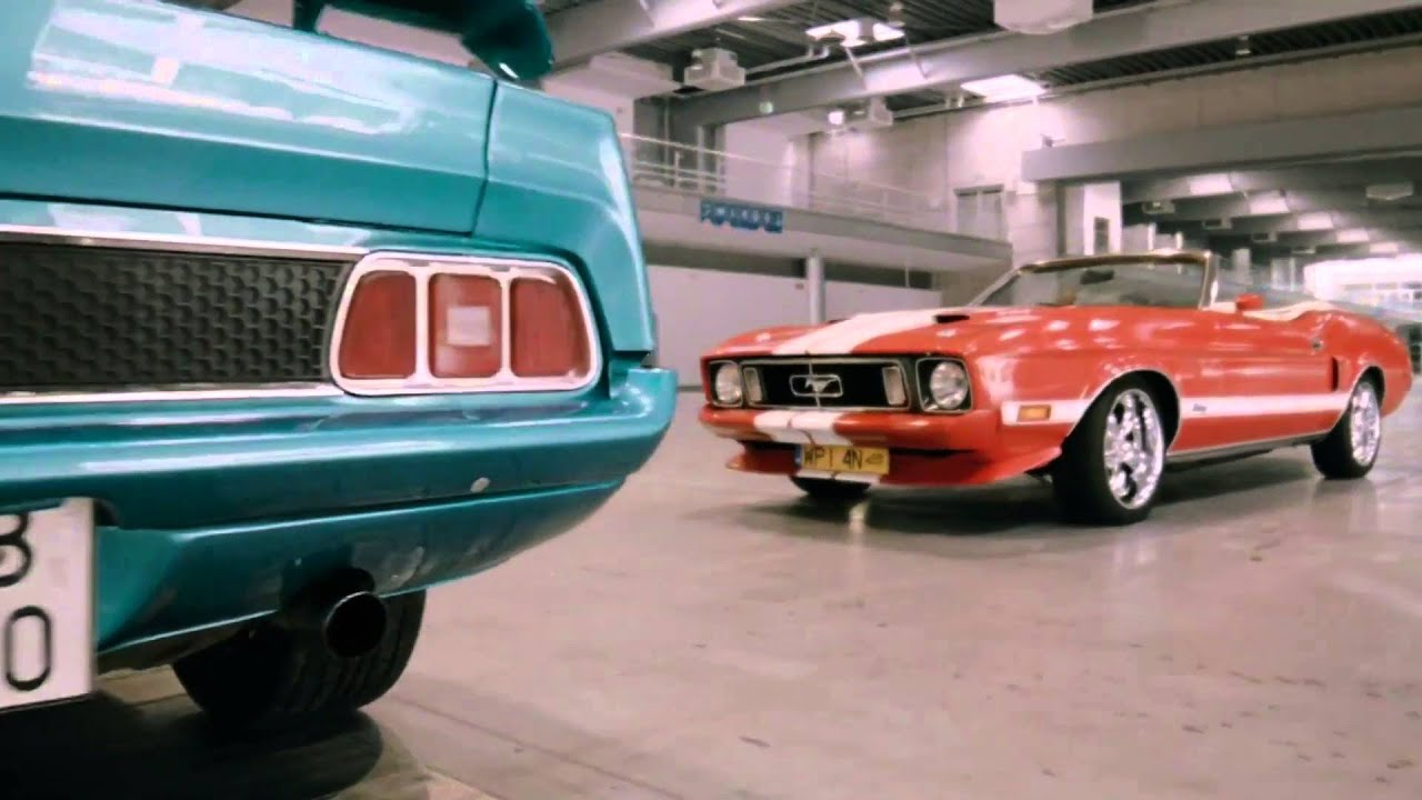 Happy Birthday Ford Mustang Youtube
