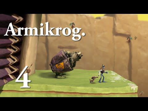 Ep 4 - Steel Magnolias (Armikrog gameplay and playthrough)