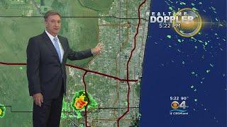 CBSMiami.com Weather @ Your Desk 9-19-18 5PM